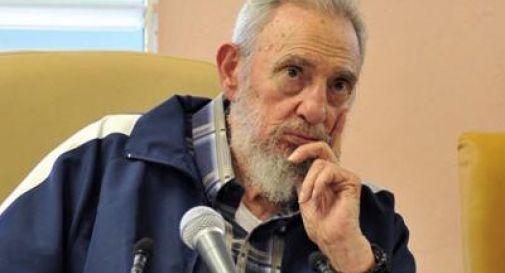 Fidel Castro risponde a Obama: