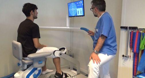 fisioterapia con Avatar a Monastier