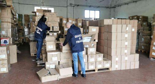 Sequestrati 680.000 prodotti cinesi pericolosi, 31 denunce