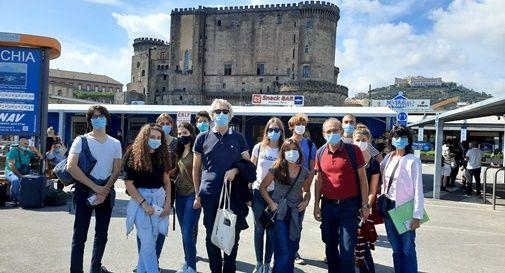 """I """"filosofi"""" trevigiani in erba sono partiti oggi per il Festival internazionale di filosofia di Ischia e Napoli"""