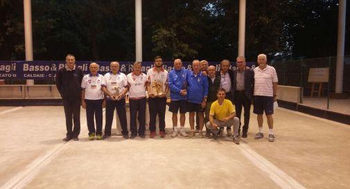 foto di gruppo a Orsago