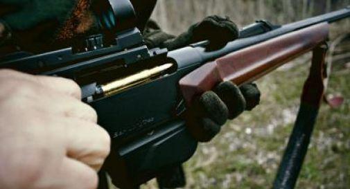 Incidente di caccia, grave un uomo