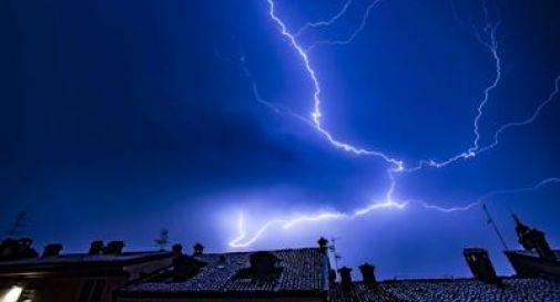 Instabilità e temporali, è stato di attenzione in Veneto