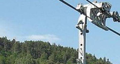 Precipita da funivia panoramica nel varesotto, morto turista svizzero