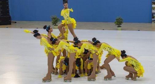 il gruppo Junior italian Show
