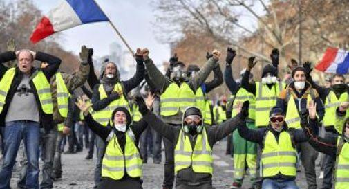 Gilet gialli, più di 500 arresti