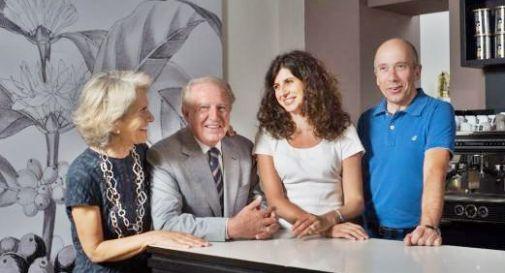 Paola, Sergio, Silvia e Mario Goppion