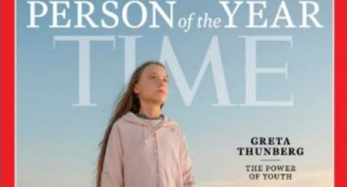 Time, Greta Thunberg persona dell'anno