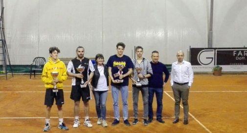 Lorenzon vince a Caerano