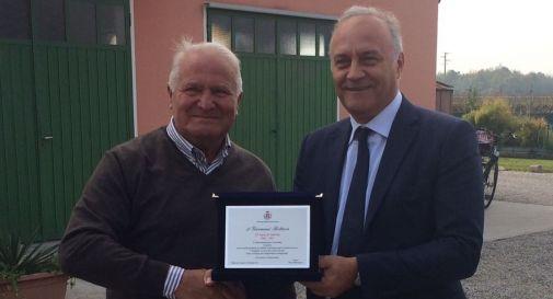 A sinistra Giovanni Botteon, a destra Paolo Speranzon