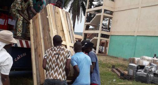 Una nuova scuola nelle Repubblica Centrafricana grazie a Monica e alla gente di Maser