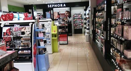 Il negozio Sephora a Mogliano Veneto chiuderà il 31 maggio