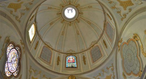 Particolare della cappella del Santissimo, Cattedrale di  Asolo