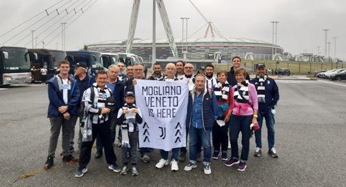 Lo Juventus Club Mogliano in trasferta a Torino