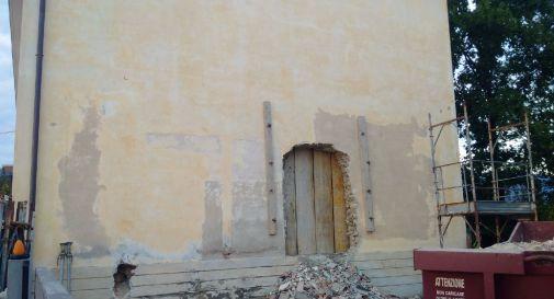L'asilo di Carpesica non sarà antisismico