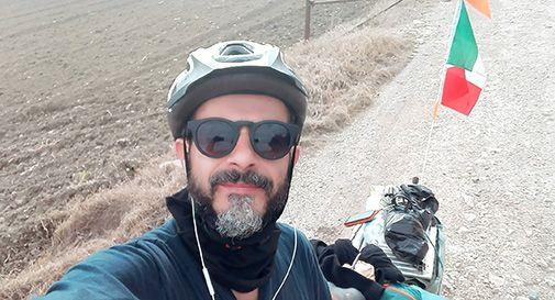 3500 km in bici tra le scosse del centro italia oggi for Case da 2500 a 3000 piedi quadrati