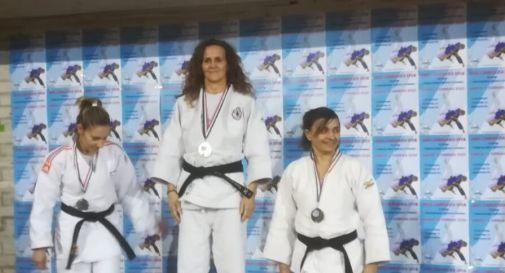Enrica Cattai sul gradino più alto del podio