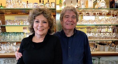 Marina Parzianello e Giampaolo Piovesana