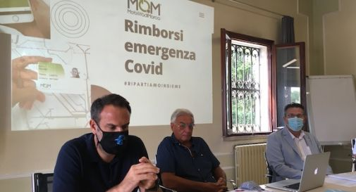 Conte, Colladon, Marcon