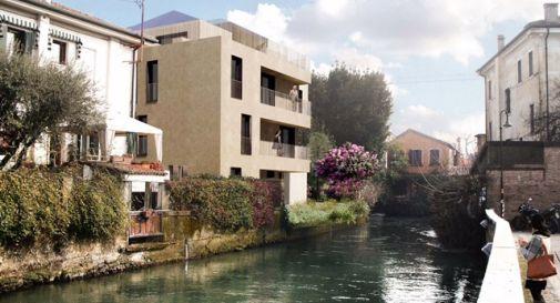 Treviso cambia volto: contrasto tra antico e moderno