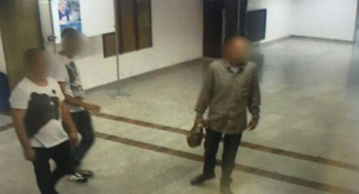 Soldi rubati da 6 distributori di bevande al Ca' Foncello: arresti