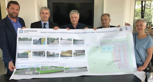 Breda, via ai lavori per il nuovo ecocentro sovracomunale