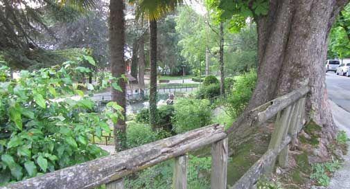 Vittorio Veneto, giardini pubblici nel degrado a pochi giorni dal raduno dei Fanti