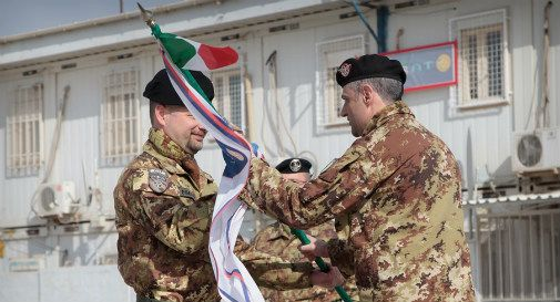 Cambio al vertice della Joint Task Force C4 in Afghanistan
