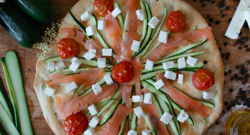 pizza vincitrice