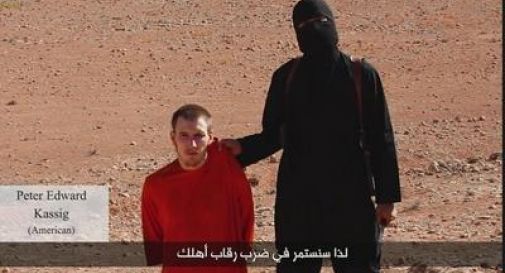 L'Is decapita l'americano Peter Kassig