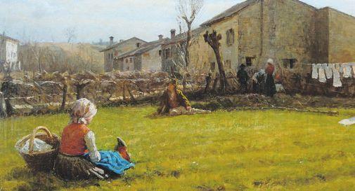 Noè Bordignon - Vita quotidiana a San Zenone