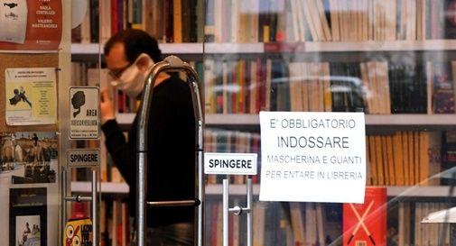 Libreria a Conegliano dopo il covid