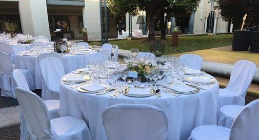 La Corte cena in rosa 2020