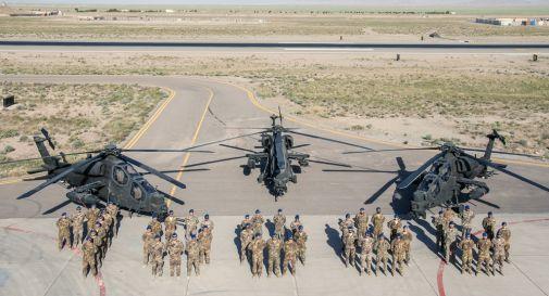 I Mangusta dell'esercito superano le 10mila ore di volo in Afghanistan
