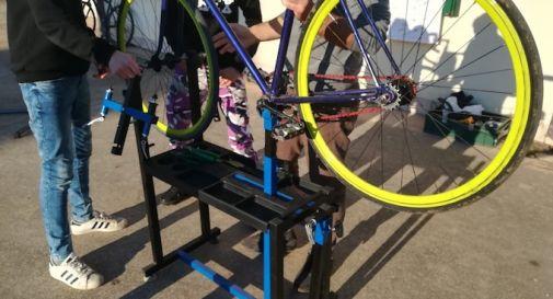 laboratorio biciclette