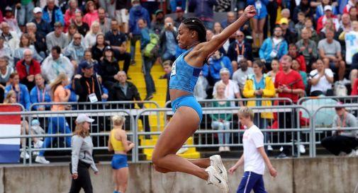 Larissa Iapichino (Fidal / Colombo)