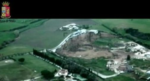 Latina, scoperta enorme discarica di rifiuti tossici