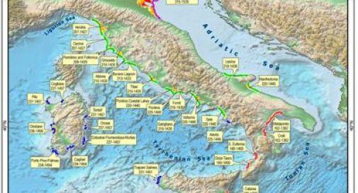 Allarme clima in Italia,
