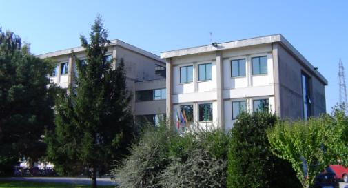Il liceo Berto a Mogliano Veneto
