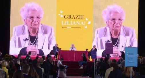 Liliana Segre e la sua ultima testimonianza