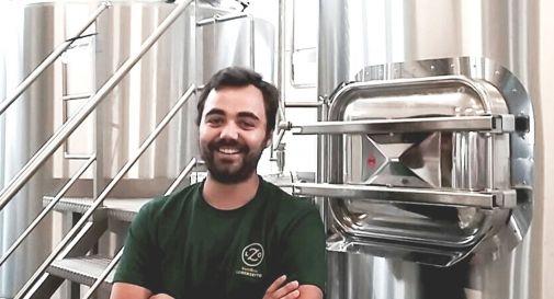Dalla giurisprudenza all'agricoltura: 27enne porta la birra nella terra del Prosecco