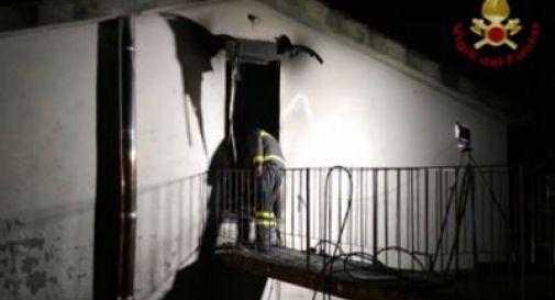 Incendio a Lucca muore 14enne