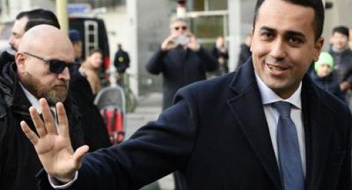 Di Maio lascia la guida del Movimento 5 Stelle