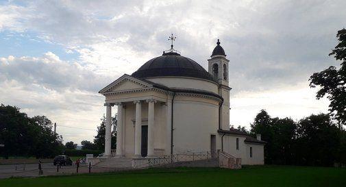 Santuario della Madonna del Caravaggio a Fanzolo