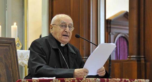 Vescovo emerito di Treviso, mons. Paolo Magnani