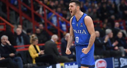 Buona la prima per Italbasket: Macedonia battuta in volata