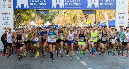 Si corre a ottobre, ma sono già 1.500 le iscrizioni per la Mezza di Treviso