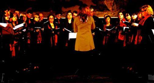 S. Valentino, concerto al lume di lanterna