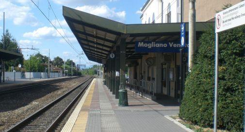 la stazione di Mogliano Veneto