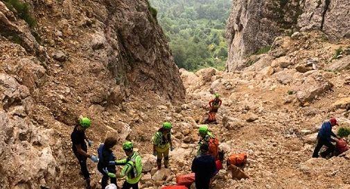 Il soccorso alpino veneto rinnova i propri coordinatori